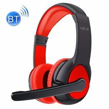 Ovleng Wireless Gamer Headset Bluetooth Headphone + Adjustable Mic (Model V8-3)