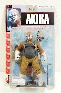 2001 McFarlane 3D Animation Akira Joker Clown Bike Gang Leader Action Figure