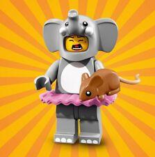 LEGO ELEPHANT COSTUME GIRL #1 Minifigure 71021 Series 18 NEW FACTORY SEALED