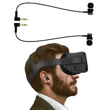 Para Oculus Quest VR Headset Earbuds In-Ear Earphones Wired L+R Auriculares Set