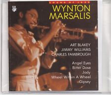 Wynton Marsalis-The Sound Of Jazz cd album