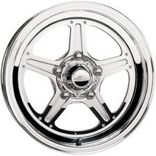 Billet Rims Wheels RS035356517N STREET LITE 15X3.5 1.75  5X4.5
