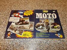ALBUM  MOTO EDIRAF SUPER RAF Q.COMPLETO(-33 FIGURINE) MB/OTTIMO NO PANINI EDIS