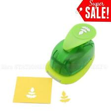 """5/8""""inch Leaf Shape Paper Craft Lever Punch Craft Supplies Scrapbooking Puncher"""