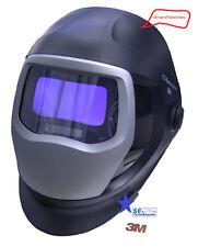Automatikschweißmasken 3M™ Speedglas™ 9100 X, der Schweißhelm für den Profi