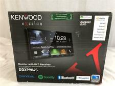 NEW Kenwood Excelon DDX9904S In-Dash Monitor With DVD Receiver Apple CarPlay