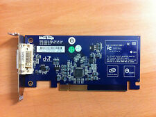HP 398333-001 add2-n DUAL pad PCI-E x16 DVI-D LOWPROFILE Adattatore 359301-003 #56
