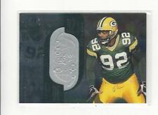 1998 SPx Finite #34 Reggie White Packers /7600