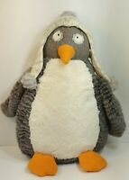 "Pier 1 Imports 16"" Penguin Plush Stuffed Animal Toy"