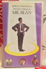 Mr Bean - The Merry Mishaps Of Mister Bean VHS Video Tape Vintage Retro TBLO