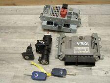Fiat Idea Motorsteuergerät BOSCH 0281011514 51732916 Wegfahrsperre *