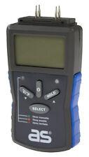 as - Schwabe 24103 Feuchtigkeitsmessgerät für Holz und Baustoffe, ideal für und