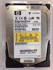 "Seagate HP ST318452LC 18.2GB 15K 3.5"" 80pin SCSI HDD 9T4006-021 a-01-0303-2"