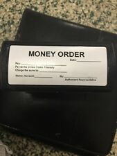 $5 Blow-Out Sale: Money Order Self Ink Stamp