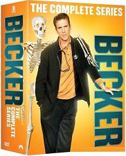 BECKER 1-6 (1998-2004): COMPLETE Classic Comedy - TV Season Series -  NEW DVD R1