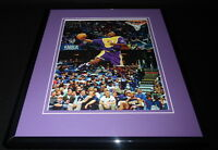 Kobe Bryant Dunk Contest Framed 11x14 Photo Display Lakers
