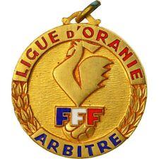 [#553260] Algeria, Médaille, Fédération Française de Football, Ligue