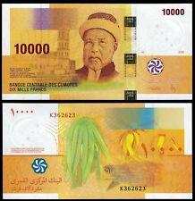 More details for comoros 10000 francs (p19b) 2006 unc
