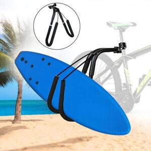 Surfboard Rack, Bike Rack, Bicycle Carrier Mount Aluminum Surfboard Bike Rack