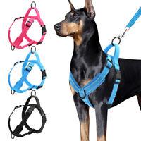 Geschirr Hundegeschirr Brustgeschirr X-Geschirr Für Mittlere und Große Hunde S-L
