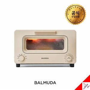 BALMUDA 2021 The TOASTER Premium Modern Classic K05B-BG Beige 220V Korean Ver.