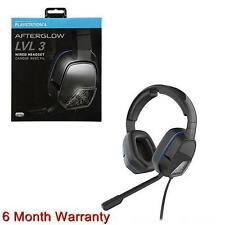 Afterglow PS4 Headset Wired Afterglow LVL3 PDP