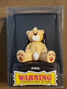 PHIL BAD TASTE BEAR. NEW IN BOX