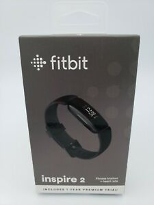 Fitbit Inspire 2 Fitness Tracker - Black! BRAND NEW!