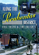 Along the Pocahontas District DVD Pentrex West Virginia Pokey Norfolk Southern