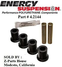 Polyurethane Shackle Bushing Set for FORD Trucks (80-96) by Energy Suspension