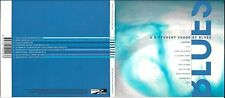 A Different Shade Of Blues compilation cd album - St Germain,Aqua Bassino +, exc