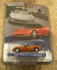 GREENLIGHT 2012 CHEVY CORVETTE CONVERTIBLE - LIMITED EDITION
