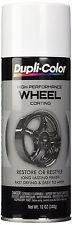 Dupli-Color® HWP100 White High Performance Wheel Coating 12 oz. Aerosol
