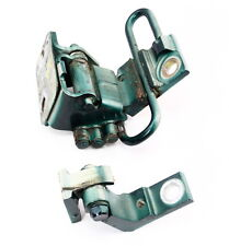 RH Front Door Hinges 98-05 VW Passat Jetta Golf - LB6W Green - 4B0 831 412 B