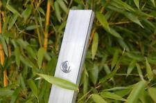 70cm Verschlussleiste Lock Bambussperre Rhizomsperre Wurzelsperre Rootbarrier