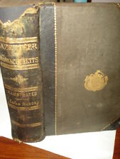 1878 A GAZETTEER OF THE STATE OF MASSACHUSETTS BY Rev. Elias Nason, M.A.>576pp