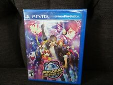 Persona 4: Dancing All Night (Sony PlayStation Vita, 2015) PS VITA NEW!