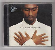 (GZ952) Simon Webbe, Grace - 2006 CD