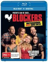 Blockers Blu-ray + Digital Copy NEW