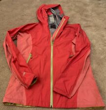 Berghaus Island/'s Peak Da Donna Goretex Jacket-rosso