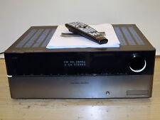 Harman Kardon AVR 156 5.1 Heimkino mit USB u. HDMI u. Anleitung u. Fernbedienung