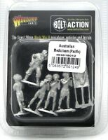 Bolt Action 403015012 Australian Medic Team (Pacific) WWII Warlord Games British
