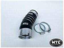 MTC MOTORSPORT BMW 335D E90 E91 E92 E93 3 SILICONE INTERCOOLER BOOST HOSE BLACK