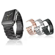 For Apple Watch Series 5 4 3 2!Accessories Stainless Steel Strap Metal Wristband