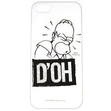 Coque Simpsons officielle Omer D'Oh pour iPhone SE et 5S