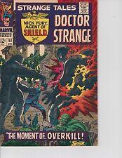 "Strange Tales  #151 ( Nick Fury ""Steranko art""  FN+  6.5 ) Dec-1966,  Marvel"