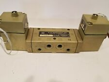 NORGREN, AIR CONTROL VALVE P71DA00 w/ 53540-33340.DC PDI DC 24 Volt 12 watts