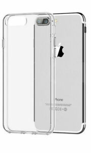 Case For Apple iPhone SE 5S 5 Bumper Shockproof Clear Silicone Protective Cover