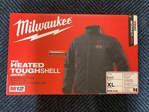 Milwaukee 202B-21XL M12 Heated ToughShell Jacket Kit New