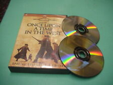Dvd - Once Upon a Time in the West - 2 Disc - No art Work -
